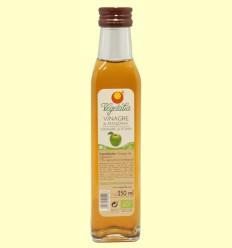 Vinagre de Manzana Bio - Vegetalia - 250 ml