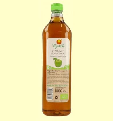 Vinagre de Manzana Bio - Vegetalia - 1 litro