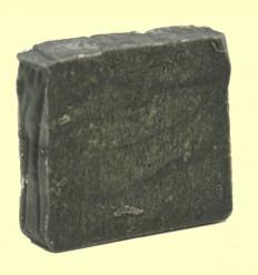 Jabón Natural de Carbón Activado - Casa Pià - 55 gramos