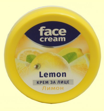Crema Hidratante Facial Lemon - Biofresh - 100 ml