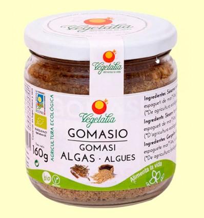 Gomasio con Algas - Vegetalia - 160 gramos