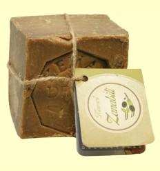 Jabón natural de Alepo 40% - Kamal Zanabili - 150 gramos