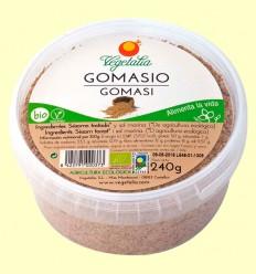 Gomasio Bio Tarrina - Vegetalia - 240 gramos