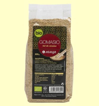 Gomasio Ecológico - Mimasa - 200 gramos