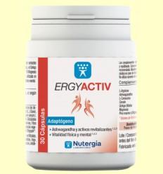 Ergyactiv - Nutergia - 30 cápsulas