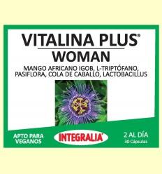 Vitalina Plus Woman - Integralia - 30 cápsulas