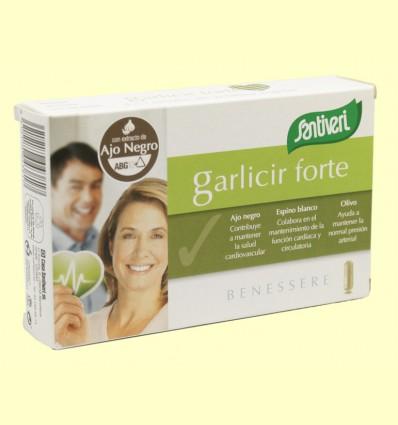 Garlicir Forte - Santiveri - 40 cápsulas