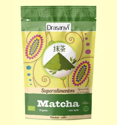 Matcha Bio - SuperAlimentos - Drasanvi - 70 gramos