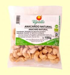 Anacardos Bio - Vegetalia - 100 gramos