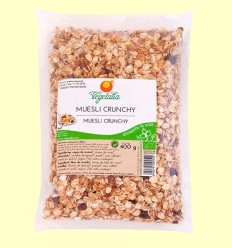 Muesli Crunchy Horneado Bio - Vegetalia - 400 gramos