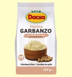 Harina de Garbanzo - Naturdacsa - 500 gramos