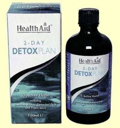 Detox Plan - Depurativo - Health Aid - 100 ml *