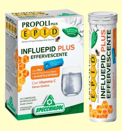 Influepid Efervescente - Propoli Epid Plus - Specchiasol - 20 comprimidos