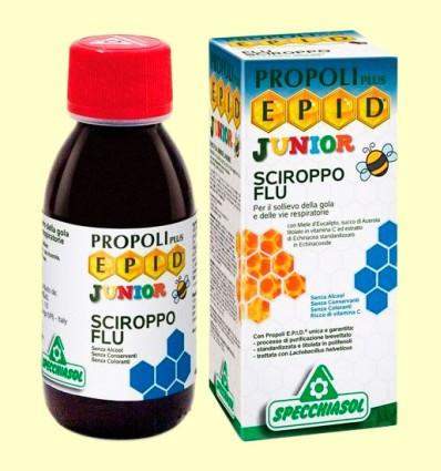 Epid Flu Junior Jarabe - Propoli Plus - Specchiasol - 100 ml