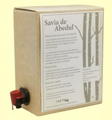 Savia de Abedul Pura y Fresca - 3 litros