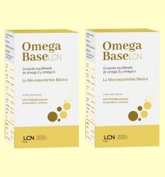 Omega Base - LCN - Pack 2 x 120 Cápsulas