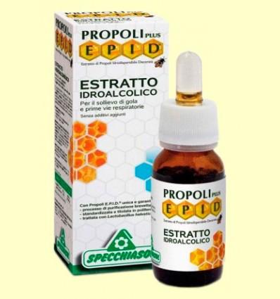 Extracto Hidroalcohólico de Própolis EPID - Specchiasol - 30 ml