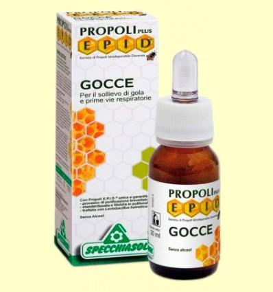 Própolis Plus Epid Gotas - Specchiasol - 30 ml