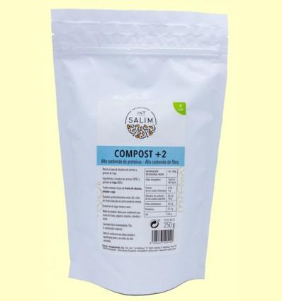 Compost +2 - Levadura de Cerveza y Germen de Trigo - Int Salim - 250 g