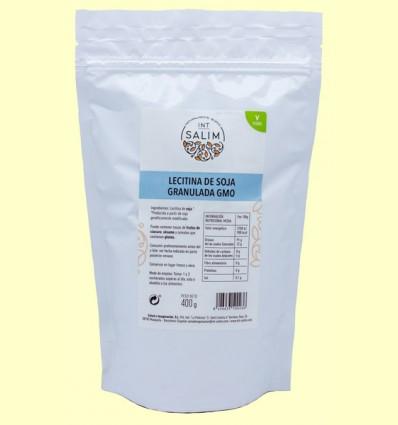 Lecitina de Soja - No GMO - Int-Salim - 400 gramos