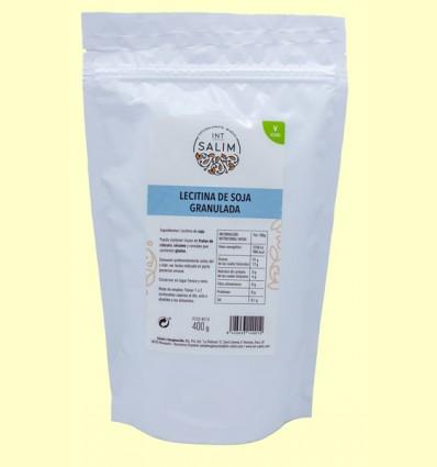 Lecitina de soja - Int-Salim - 400 gramos