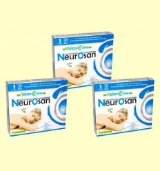 Neurosan Plus - Pinisan - Pack 3 x 30 cápsulas
