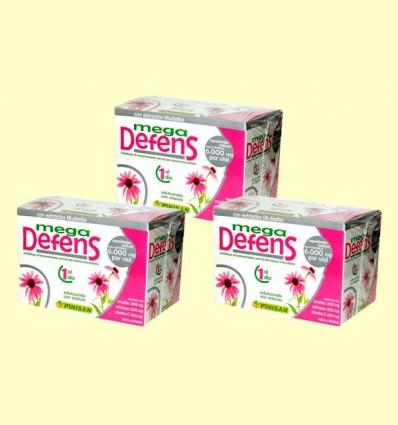 Mega Defens - Pinisan - Pack 3 x 6 viales