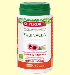 Equinácea Bio - Defensas Naturales - Super Diet - 60 cápsulas