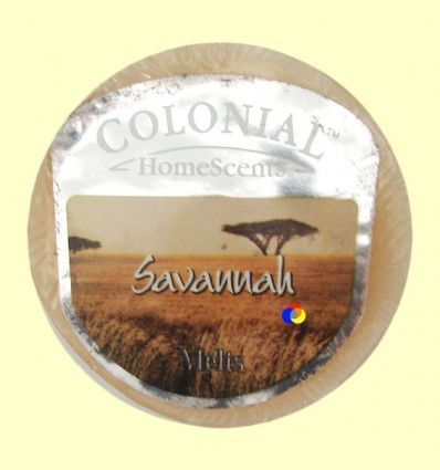 Cera aromatizada - Savannah - Colony