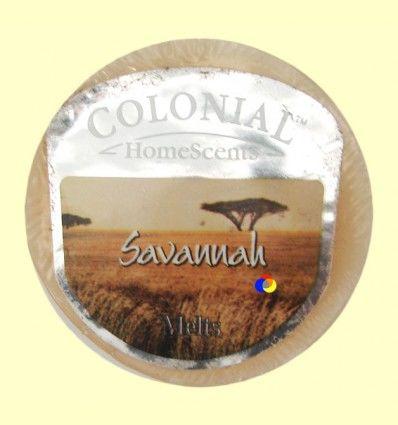 Cera aromatizada - Savannah - Colony