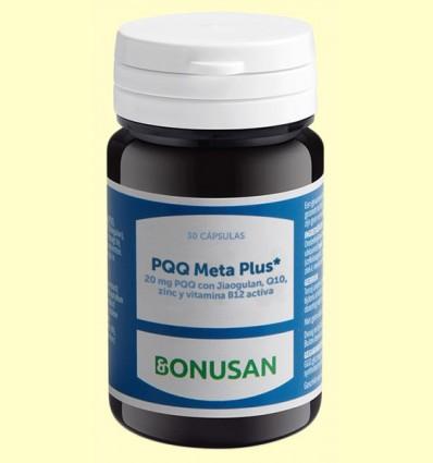 PQQ Meta Plus - Bonusan - 30 cápsulas