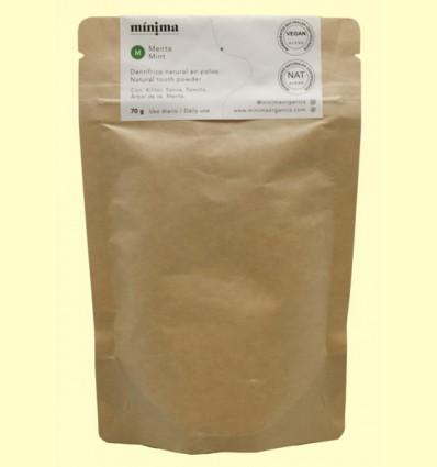Dentífrico en Polvo - Mínima Organics - 70 gramos