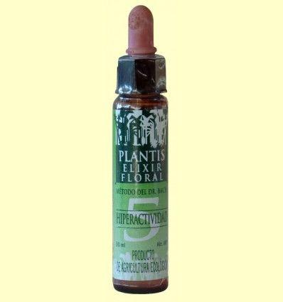Hiperactividad - Combinado - Cultivo Ecológico - Plantis - 10 ml