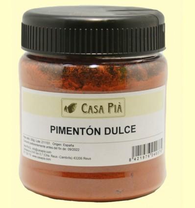 Pimentón Rojo Dulce - 300 gramos