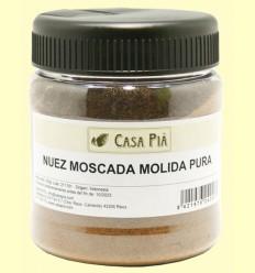 Nuez Moscada Molida - 250 gramos