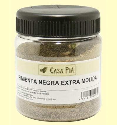 Pimienta Negra Extra Molida - 350 gramos