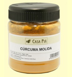 Cúrcuma Molida Natural - 350 gramos