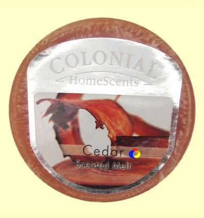 Cera aromatizada Cedar - Colony