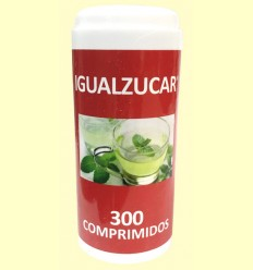 Igualzucar Stevia - 300 comprimidos