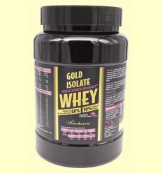 Gold Isolate Whey Crema de Cacahuete con Chocolate - Proteínas - By Nankervis - 1 kg