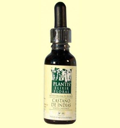Castaño de Indias - White Chestnud - Cultivo Ecológico - Plantis - 30 ml