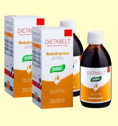 Dietabelt ReduExpress Quema - Santiveri - Pack 2 x 240 ml