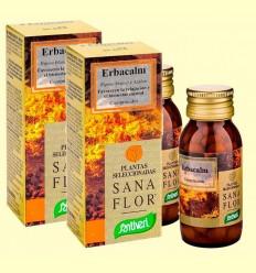 Sanaflor Erbacalm - Santiveri - pack 2 x 71 comprimidos