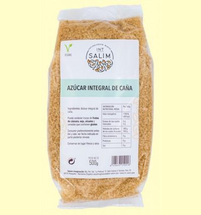 Azúcar Integral de Caña - Int-Salim - 500 gramos
