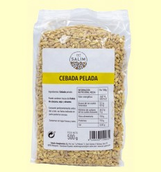 Cebada Pelada - Int-Salim - 500 gramos