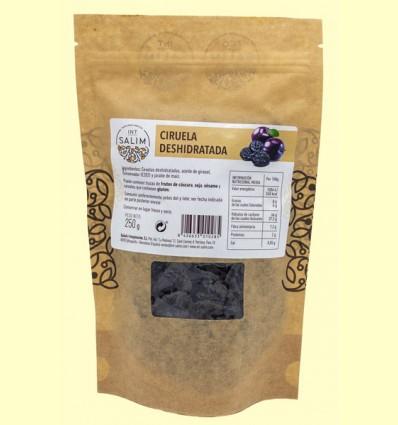 Ciruela Deshidratada y Deshuesada - Int Salim - 250 gramos