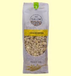Copos de Centeno Integrales - Int-Salim - 500 gramos