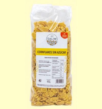 Corn Flakes Sin Azúcar - Int-Salim - 400 gramos