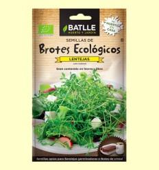 Semillas de Lentejas Brotes Eco - Batlle - 33 gramos