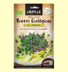Semillas de Col Lombarda Brotes Eco - Batlle - 12 gramos